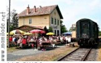 Bahnhofsfest in Oberschützen