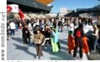 TT-Kindereisfest in der Olympiaworld in Innsbruck