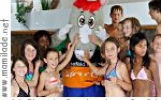 Kindernachmittag im Olympia-Hallenbad Seefeld