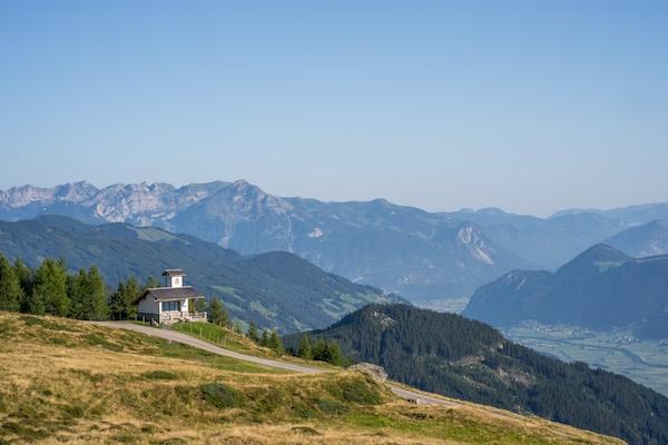 Hubertus Wildtierpfad im Zillertal