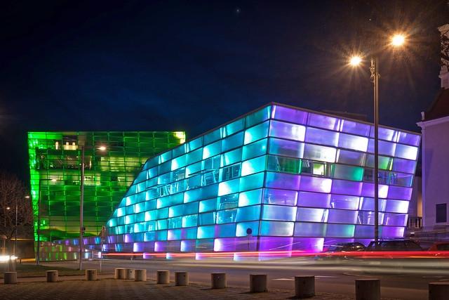AEC - Ars Electronica Center
