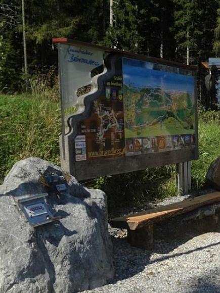 Bründlweg am Pogusch