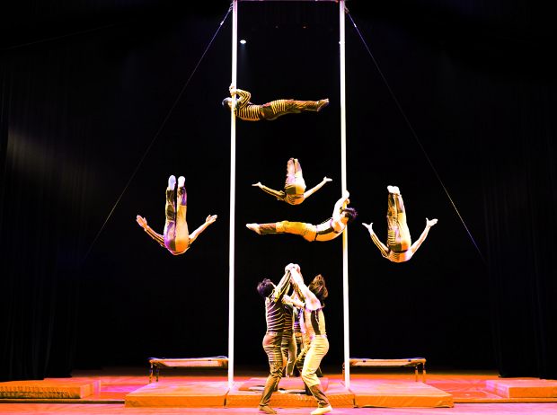 """Feng-Shui"" Chinesischer Nationalcircus (c)Schoregges Entertainment GmbH"
