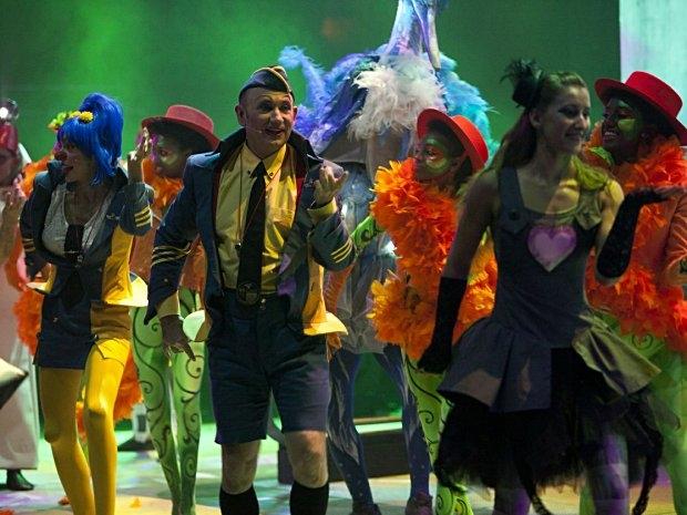 Cirque Eoloh! - Ein außergewöhnliches Spektakel für die ganze Familie