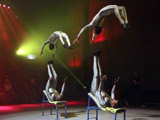 Cirque Eoloh! - Faszination Akrobatik