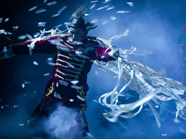 Cirque Eoloh! - Phantasievolles Spektakel
