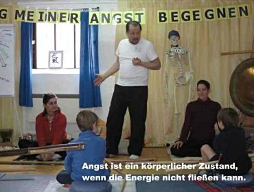 Feriencamps mit EUKIKOWA - Angstworkshop