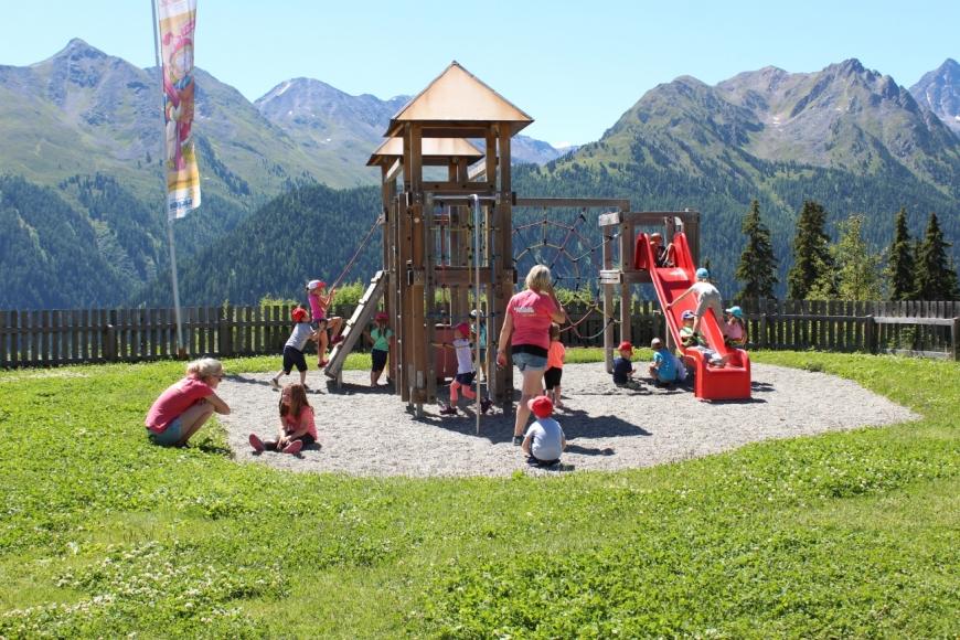 Sunny Mountain Erlebnispark in Kappl