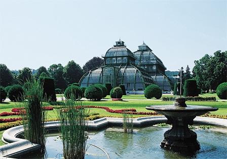Palmenhaus Schonbrunn Mamilade Ausflugsziele