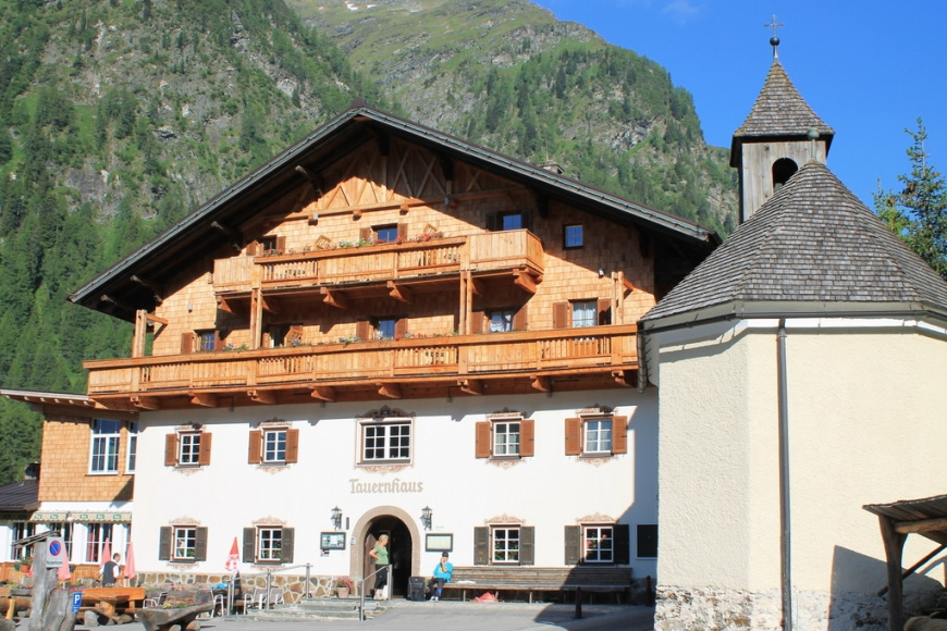 Alpengasthof Matreier Tauernhaus in Tauer bei Matrei