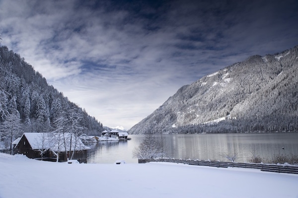 Weissensee Winter