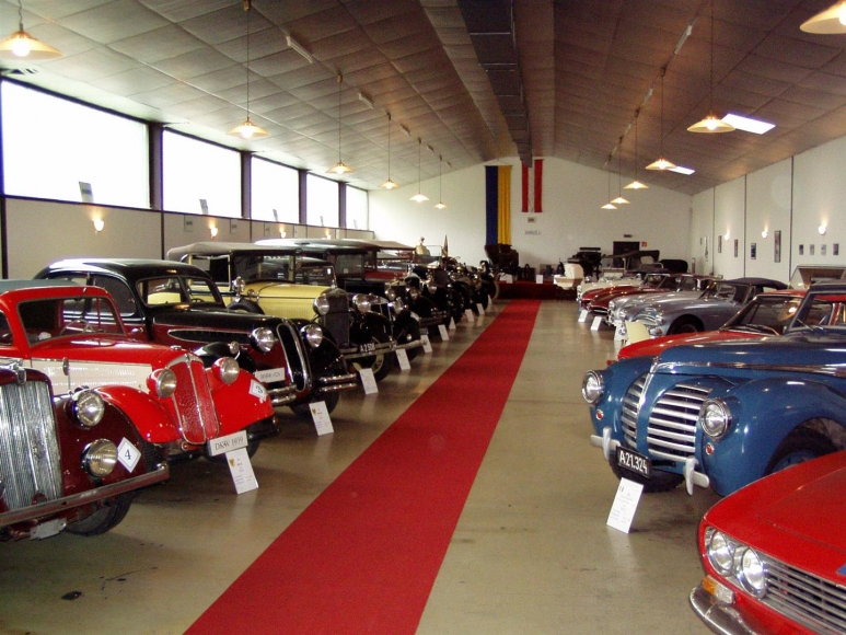 Automobil- und Motorradmuseum Austria