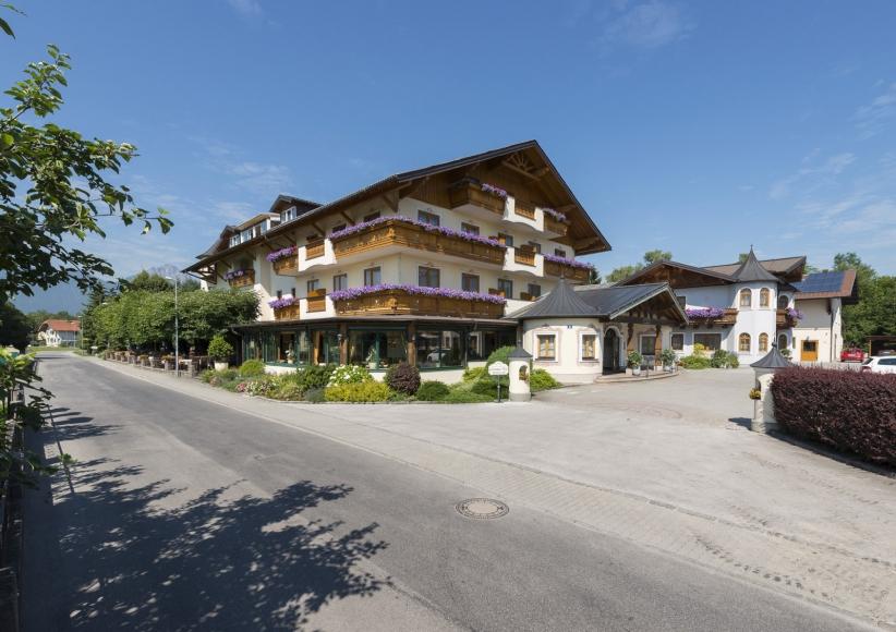 Gasthof Hotel Grünauerhof in Wals