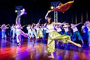Wiener Stadthalle - Aladdin jr.