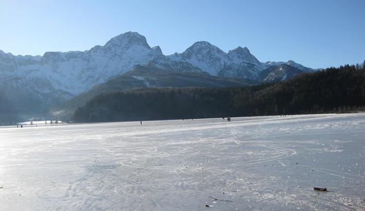 Almsee Winterwanderung