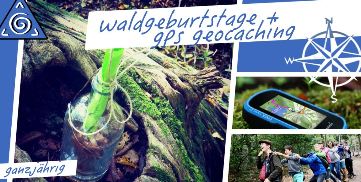 Geo-Coaching Geburtstag