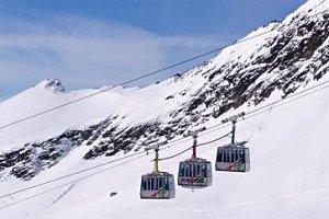Mallnitz Skigebiet Ankogel
