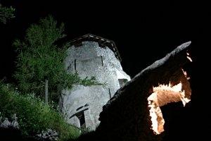 Burgruine Araburg bei Kaumberg