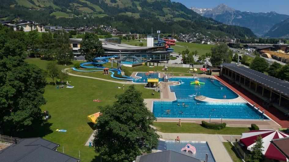 Fügen: Erlebnisfreibad Zillertal