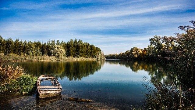 Wasserweg Alte Donau