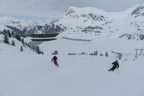 Familien Skispaß in Galtür