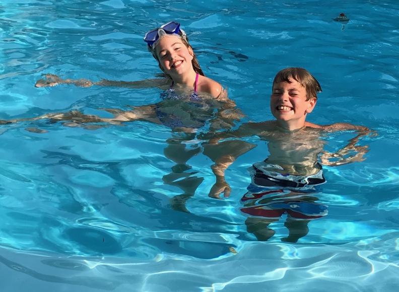 Symbolfoto Erlebnisschwimmbad in Berg im Drautal