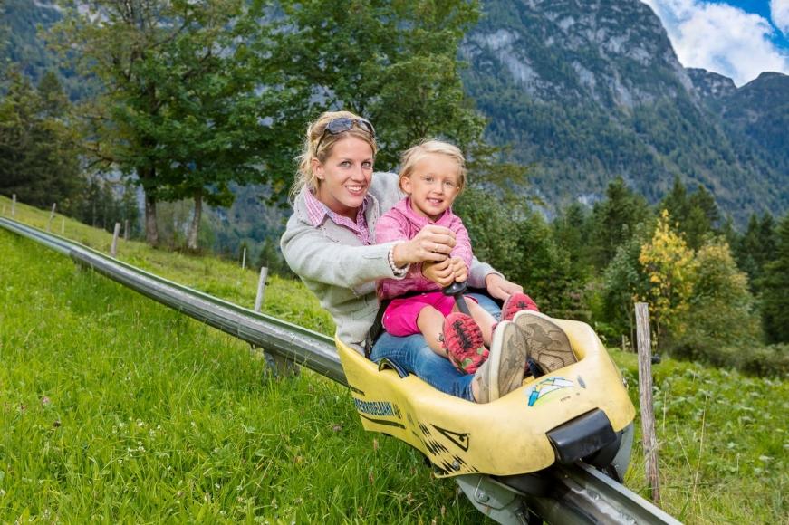 Somerrodelbahn Abtenau