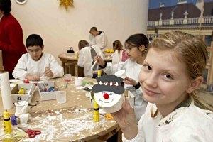 Poldis Bastelwerkstatt Kindermuseum Schönbrunn