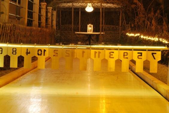 Eders Eisstockbahnen