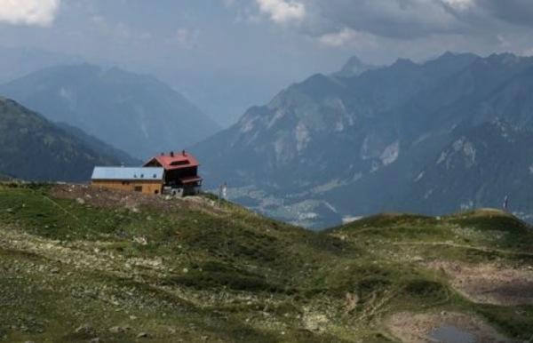 St. Christoph: Berggeistweg zur Kaltenberghütte