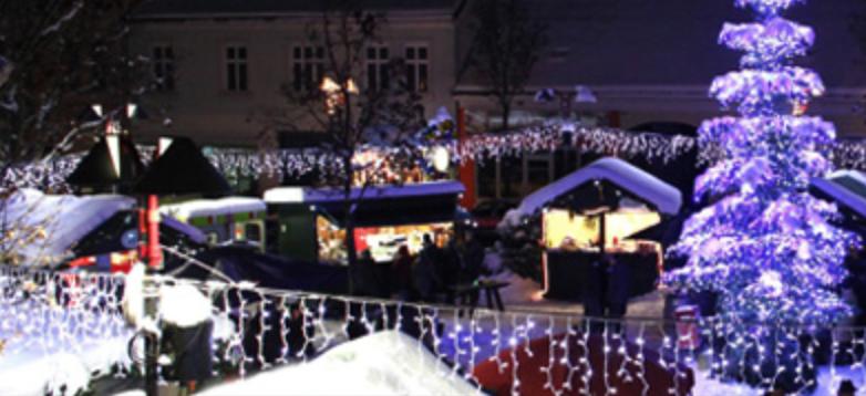 Weihnachtsmarkt in Mattersburg