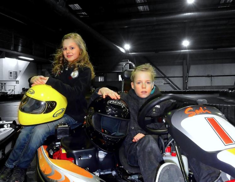 Indoor Kart Spielberg