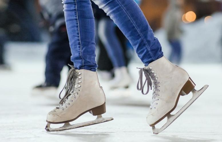Eislaufen in Linz