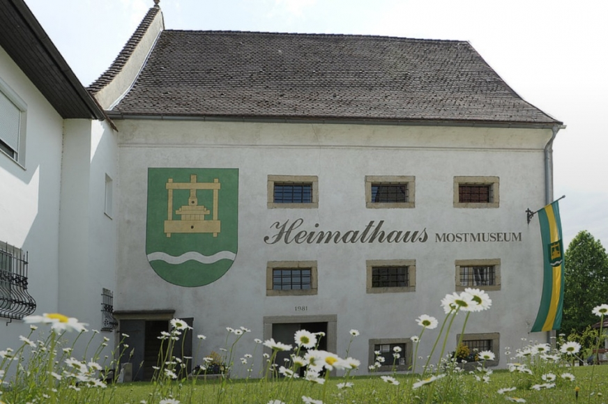 Mostmuseum in St. Marienkirche