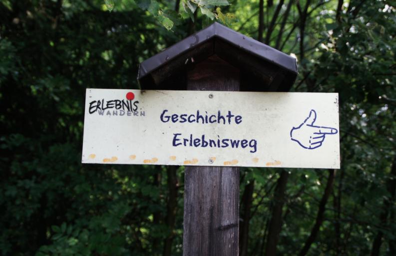 GeschichteErlebnis-Weg
