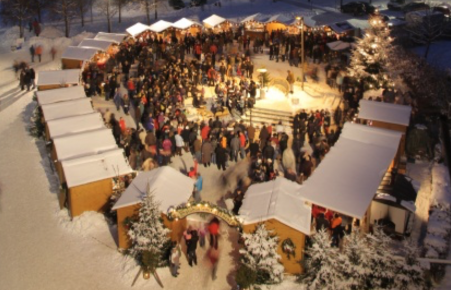 Adventmarkt in Waldhausen