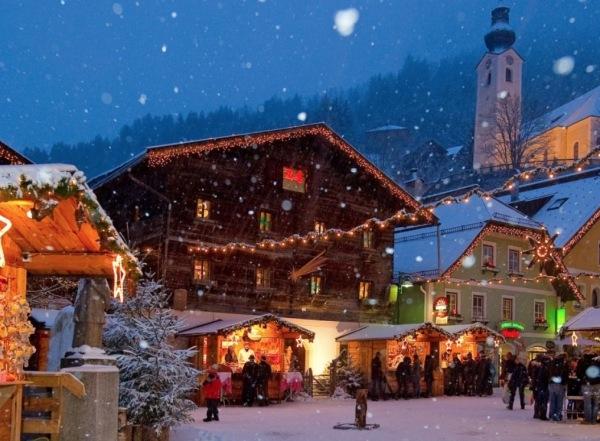 Weihnachtsmarkt Oberndorf