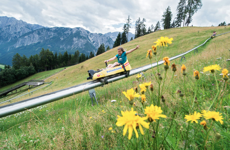 Sommerrodelbahn Fun Alpin