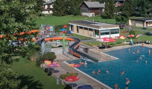 Freibad in Kirchdorf