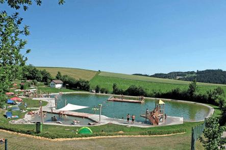 Naturbad Sarleinsbach
