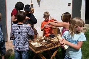 Kindergeburtstag Bocksche Werkstatt