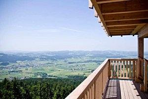 Aussichtswarte Ulrichsberg