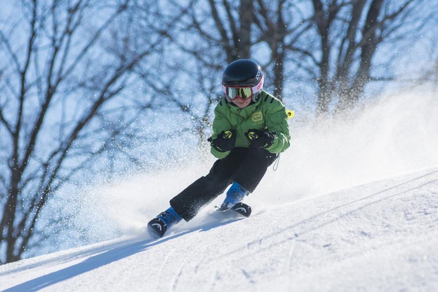 Symbolfoto Skigebiet Dreiländereck