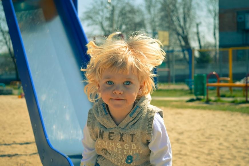 Symbolfoto Spielplatz in Zagersdorf