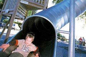 Spielplatz am Pfänder in Bregenz
