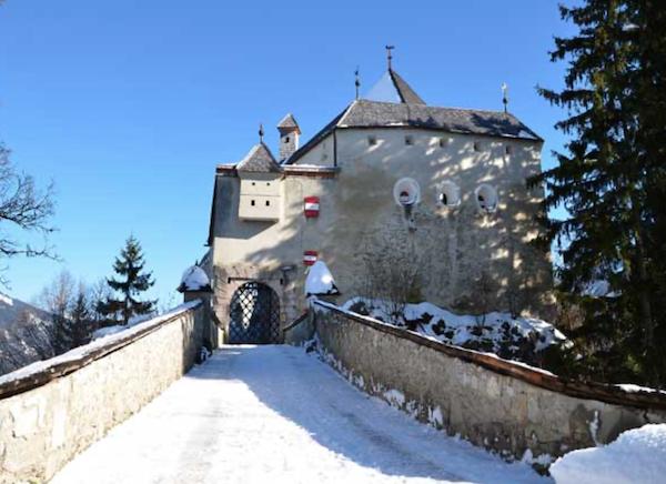 Burg Strechau