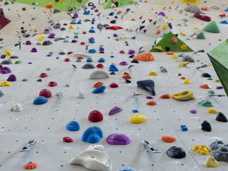 Symbolfoto Kletterhalle Linz