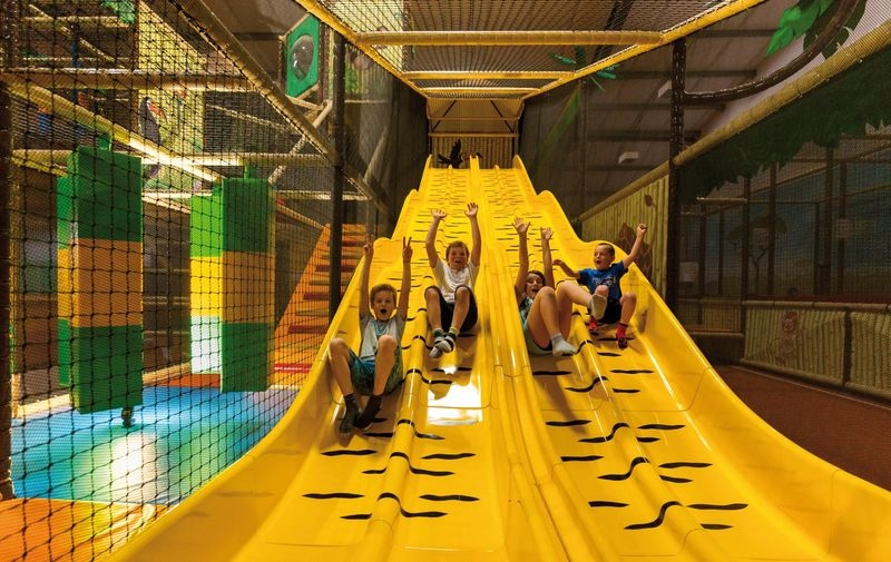Sporty Shorty's Funpark in Lutzmannsburg