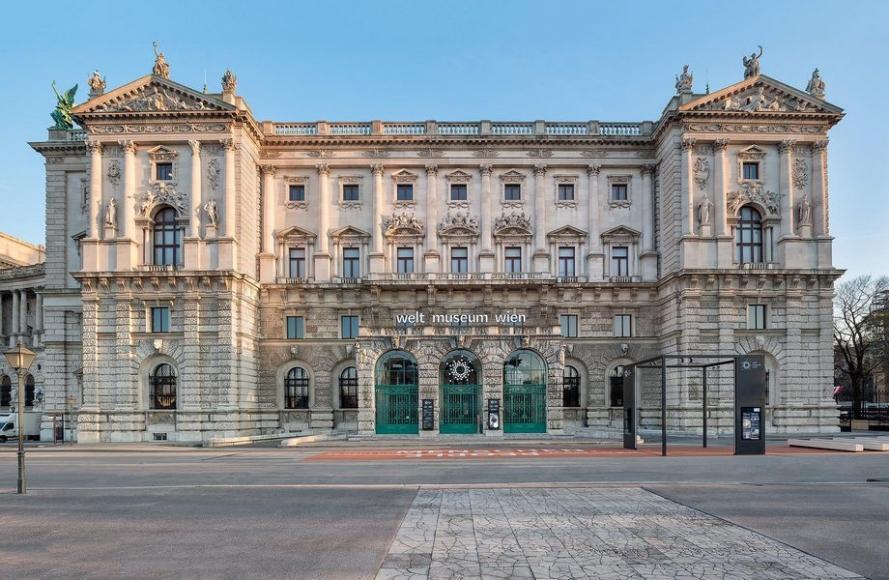 Weltmuseum Wien