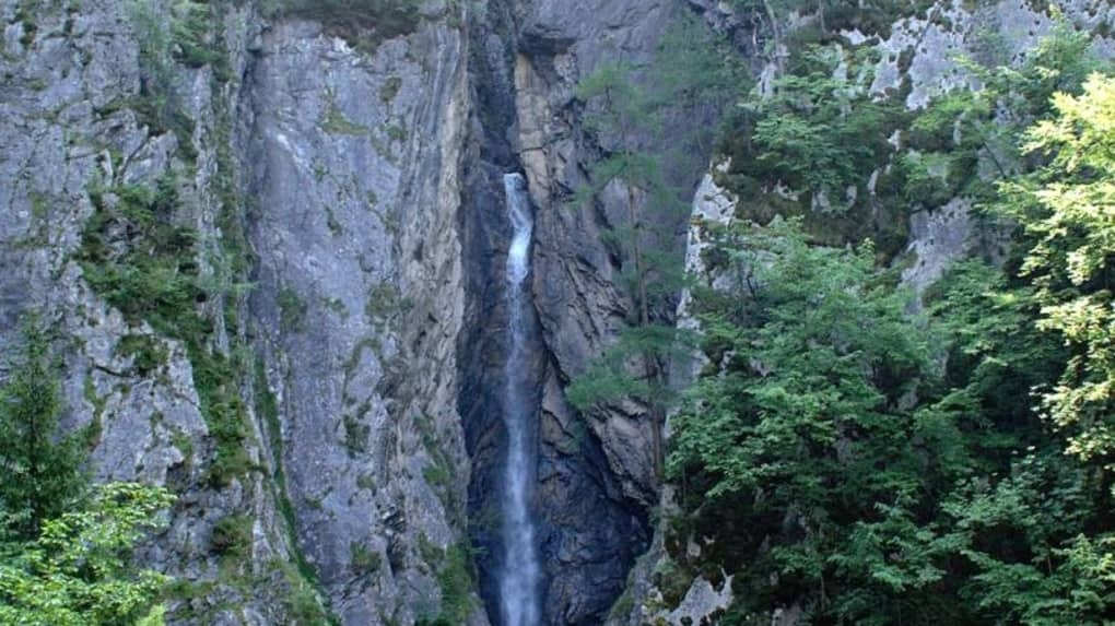 Wanderung zum Silberfall in Oberdrauburg